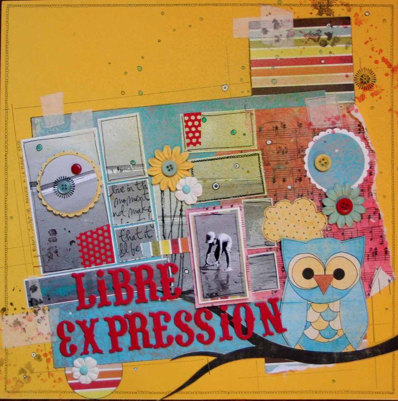 Libreexpression