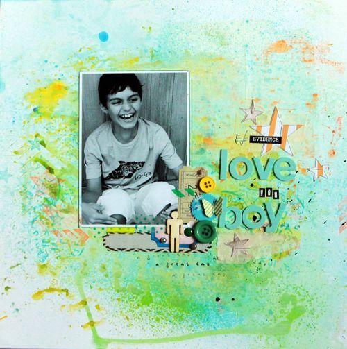 Loveyouboy
