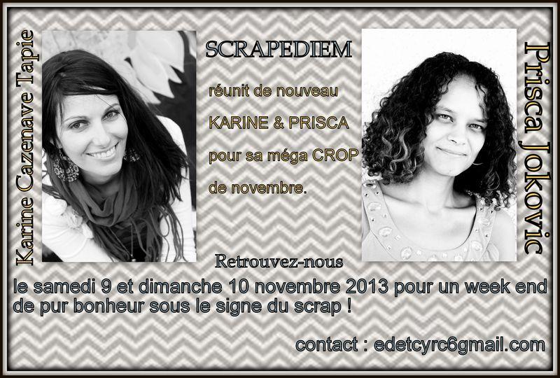 CROP Prisca et Karine